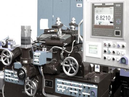 Schäl- und Schleifmaschinenregelungssystem - SRS